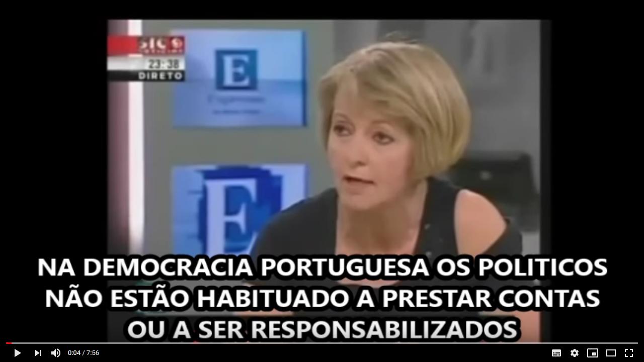 POLÍTICA CORRUPTA